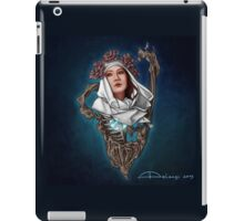 The Flower Crown iPad Case/Skin