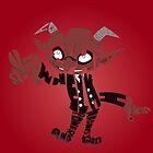 Little demon by RebeccaMcGoran