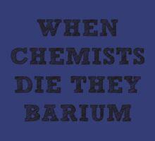 Chemistry Pun by CafePretzel