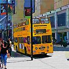 Sightseeing In Toronto-Art Prints-Mugs,Cases,Duvets,T Shirts,Stickers,etc by Robert Burns