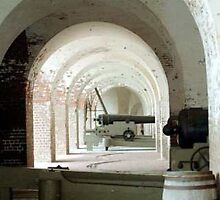 Fort Pulaski National Monument by Julie's Camera Creations <><