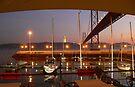 Lisbon Docks by terezadelpilar ~ art & architecture