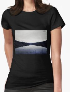Lake View Womens Fitted T-Shirt