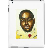 Young Biggie Smalls iPad Case/Skin