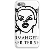 Ermahgerd Its Mer Ter Shert! Ermahgerd Girl. Oh My iPhone Case/Skin