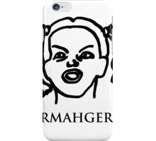 Ermahgerd! Funny ermahgerd girl! Oh My God! Er Mah Gerd! iPhone Case/Skin