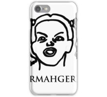 Ermahgerd! Funny ermahgerd girl! Oh My God! Er Mah Gerd! iPhone Case/Skin