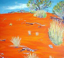 Outback Australia by gillsart