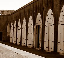 Pulaski's Prison Doors by Julie's Camera Creations <><