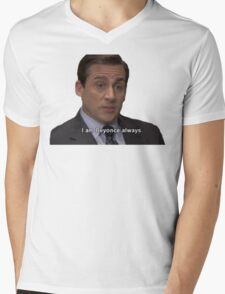 i am beyonce always Mens V-Neck T-Shirt