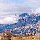 Badrock Canyon, Sanders County, Montana, USA by Bryan D. Spellman