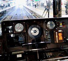 Train Cabin by humbleradio