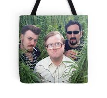 Ricky, Bubbles, and Julian Tote Bag