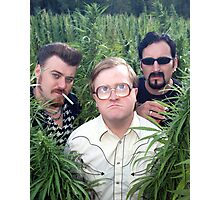 Ricky, Bubbles, and Julian Photographic Print