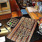 Midnight Baking by jpryce