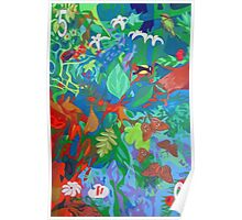 Five of Sacred Trees Poster