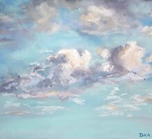 Up in the clouds by Dianne  Ilka