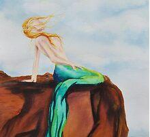 Mermaid's Moods: Storm by Stephanie Goff