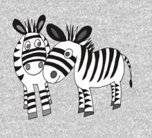 zebra love Baby Tee