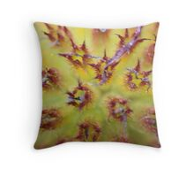 In your face! Throw Pillow