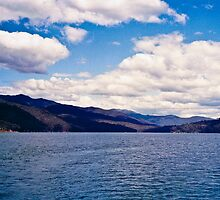 Lake Eildon Victoria. by RhondaR