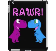 Dinosaur Love iPad Case/Skin