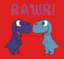 Dinosaur Love Kids Clothes