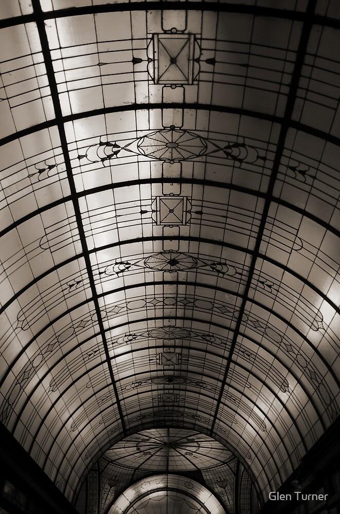 Arcade Roof by Glen Turner