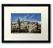 Sky Nursery Framed Print