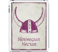Norwegian Nectar Tea iPad Case/Skin