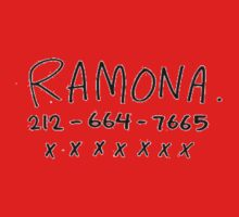 Ramona's Number Kids Clothes