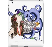Hula Girl iPad Case/Skin