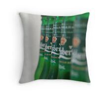 Carlsberg #1 Throw Pillow