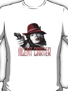 Agent Carter - Red T-Shirt