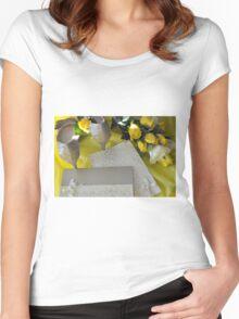 Wedding Memories Women's Fitted Scoop T-Shirt