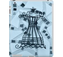 Blue Elegance - Plate No.#II iPad Case/Skin