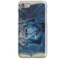 The Blue Rose iPhone Case/Skin