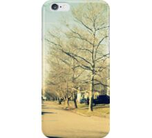 Come Into the Light iPhone Case/Skin