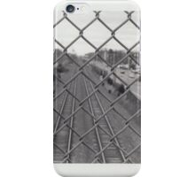 The Dire Tracks of Home iPhone Case/Skin