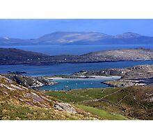 Derrynane Bay County Kerry Ireland Photographic Print