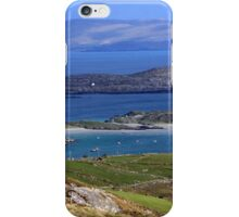 Derrynane Bay County Kerry Ireland iPhone Case/Skin