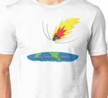 I Will Rock Your World Unisex T-Shirt