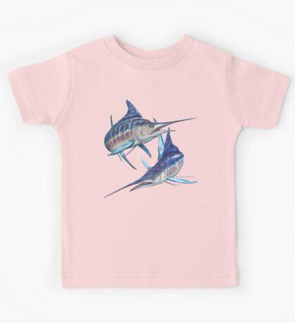 Striped Marlin Kids Tee