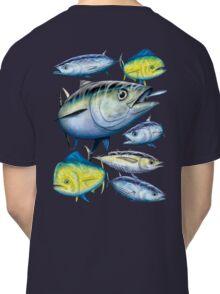 Tuna and Mahi Mahi Classic T-Shirt