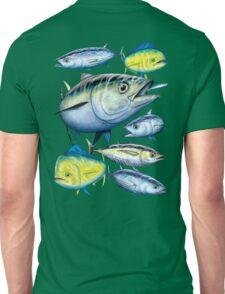 Tuna and Mahi Mahi Unisex T-Shirt