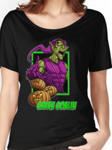 Green Goblin Women's Relaxed Fit T-Shirt