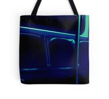 The Bus Blues Tote Bag