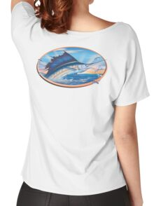 Sailfish Sunrise Women's Relaxed Fit T-Shirt
