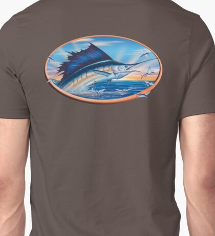 Sailfish Sunrise Unisex T-Shirt
