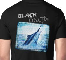 BLACK MAGIC - Black Marlin Unisex T-Shirt